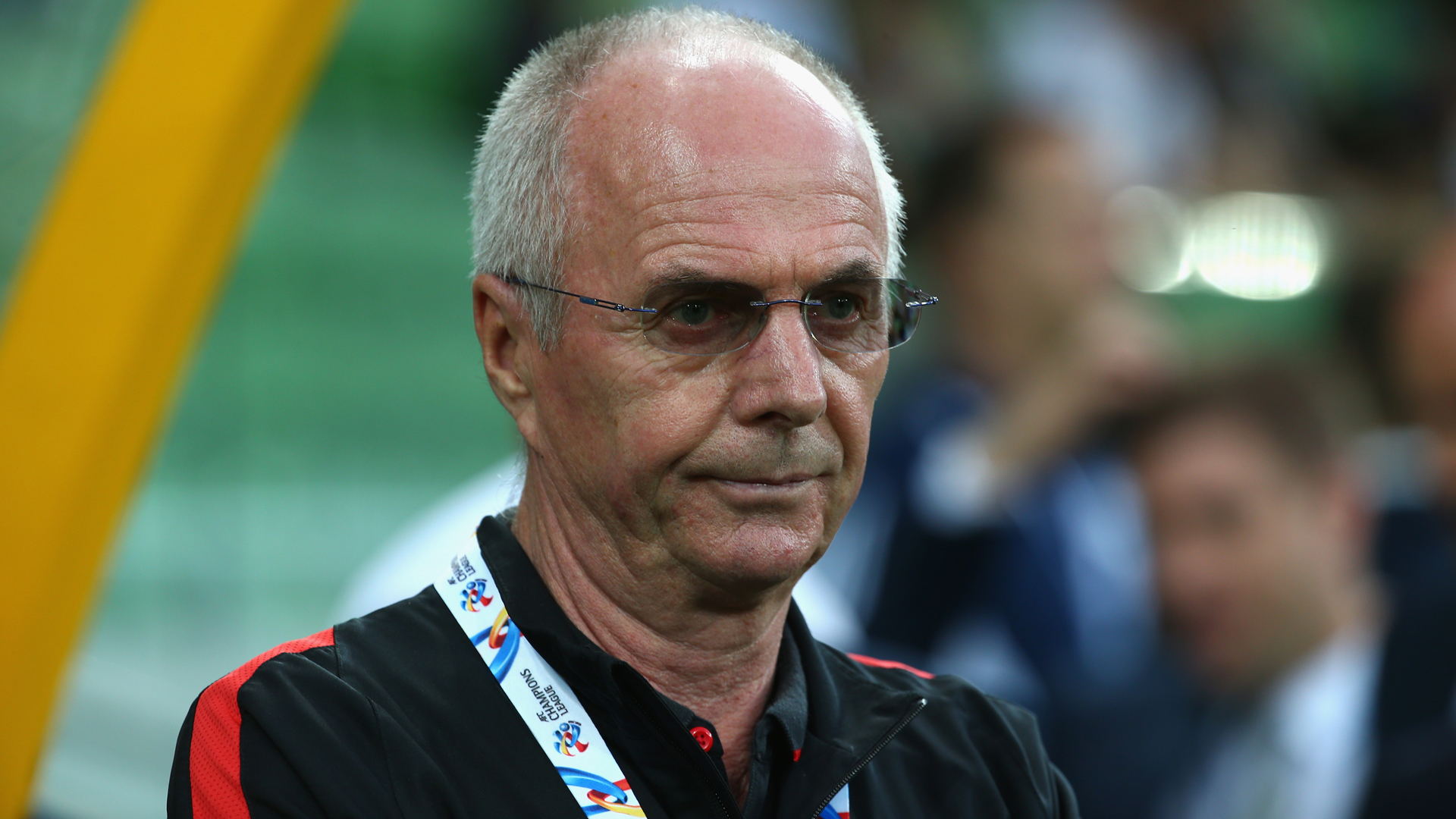Eriksson sacked by Chinese club
