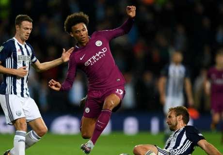 Man City star Sane sends message to Guardiola