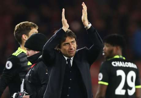Conte marvels at Guardiola's start