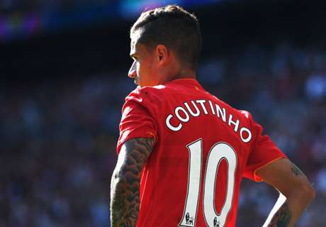 Liverpool would be stupid to cash in on Coutinho