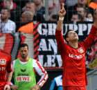 Cologne 0-2 Leverkusen: Derby win