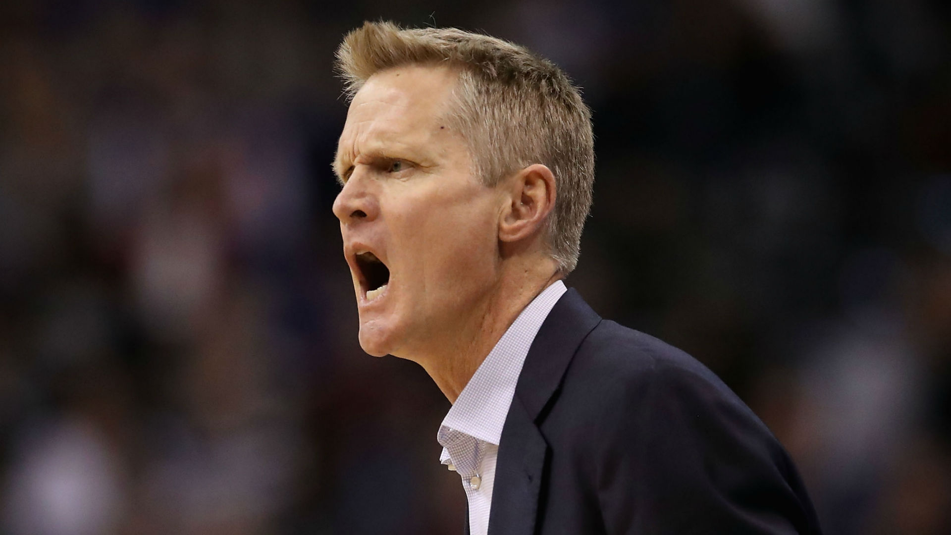 Steve Kerr ejected after going on a F-bomb spree, releases statement