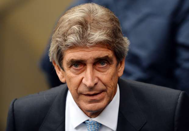 Pellegrini targets quadruple with Manchester City