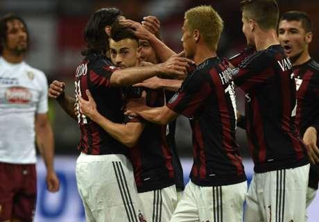 FT: AC Milan 3-0 Torino