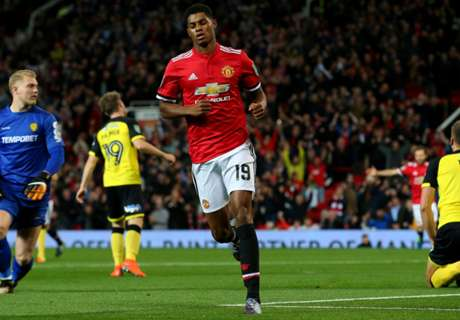 Record-breaker Rashford can become Man Utd great