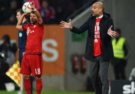 Pep: Bayern won for Badstuber