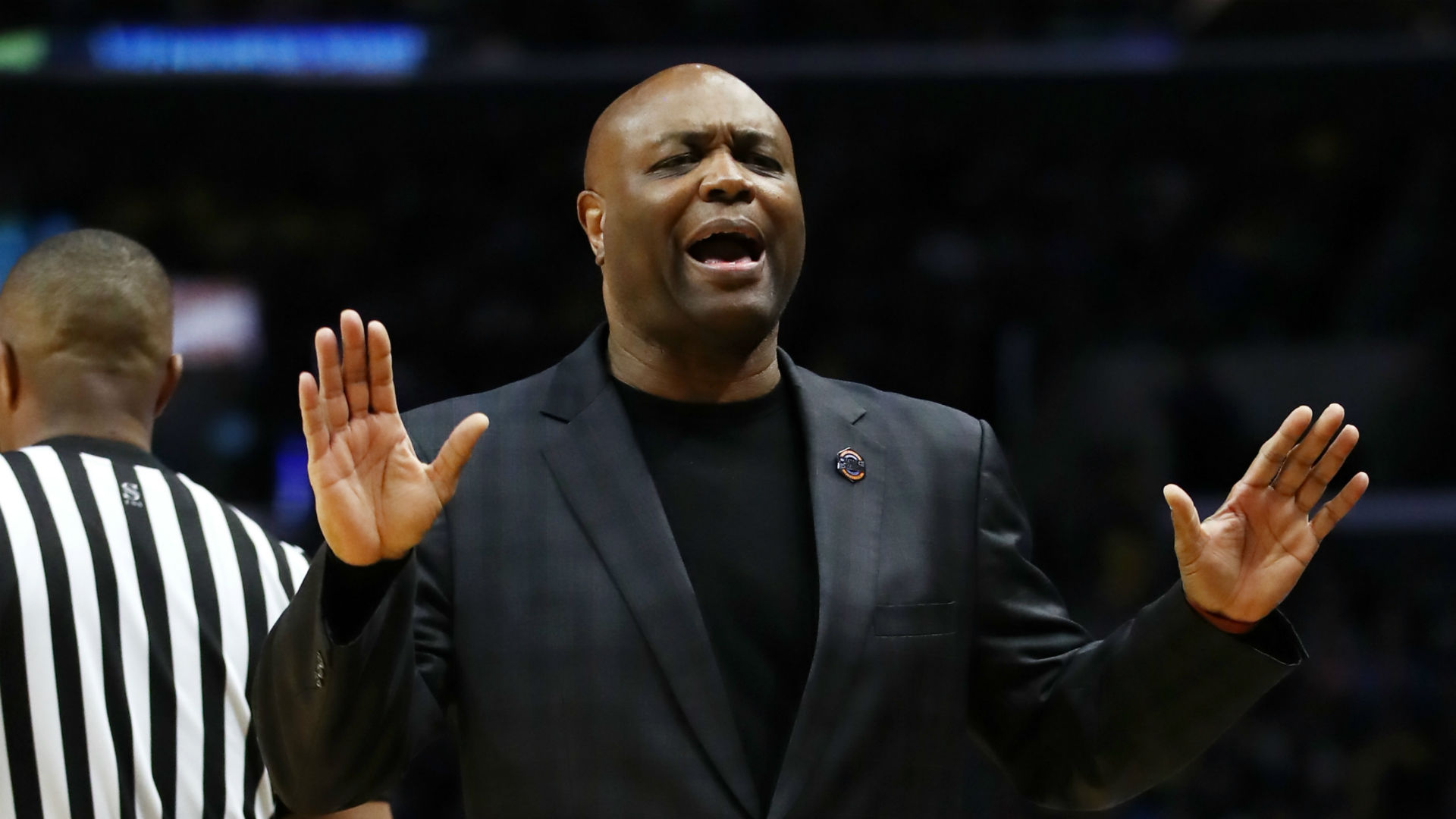 Leonard Hamilton Got Caught Up in The Moment
