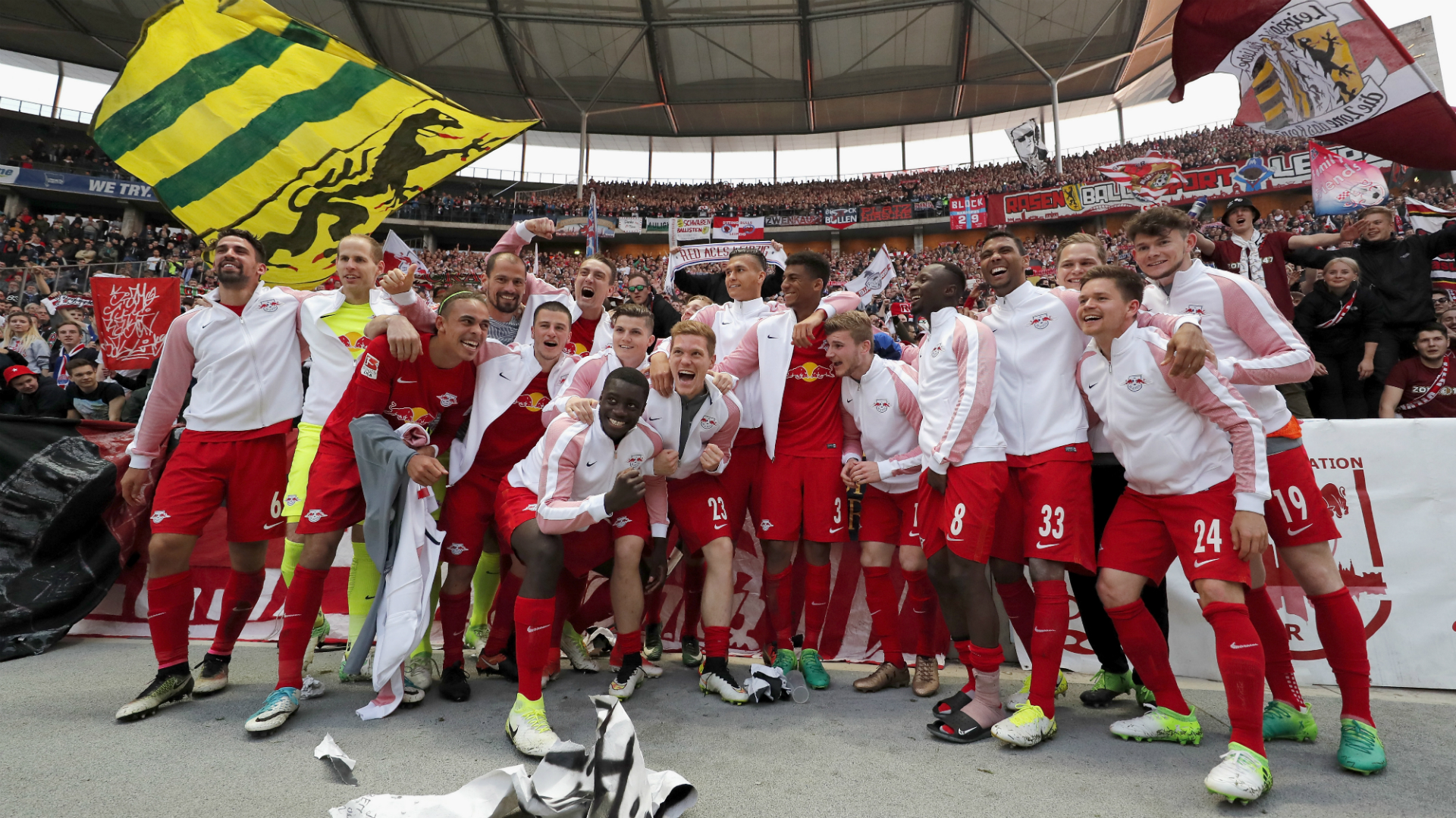 Red Bull Salzburg And Rb Leipzig Given Green Light To Play In Champions League