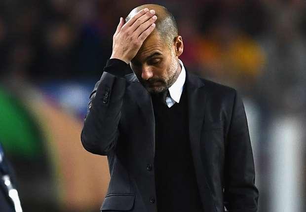 Barcelona trouncing not my worst - Guardiola