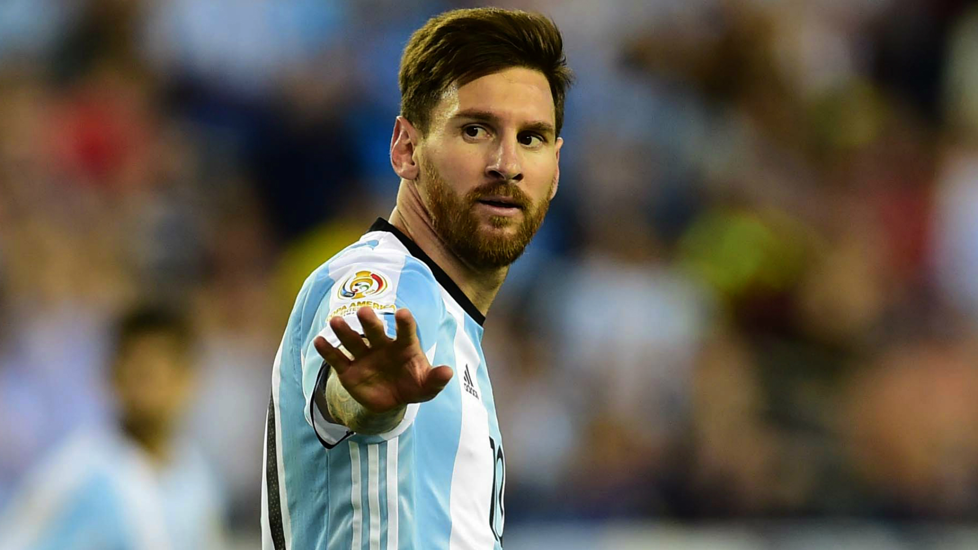 We are not scared of Messi and Argentina - Klinsmann