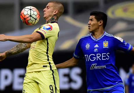 America 2-1 Tigres: CCL clinched