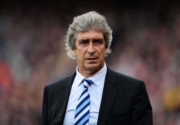 Pellegrini praises patient Manchester City display