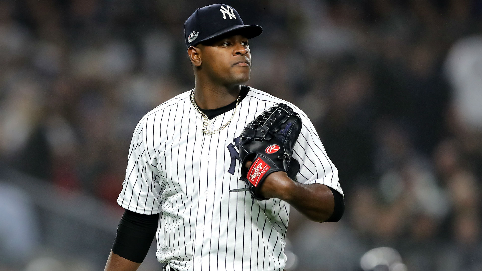 Luis Severino injury update: Yankees ace won't play until after All-Star game, GM Brian Cashman said