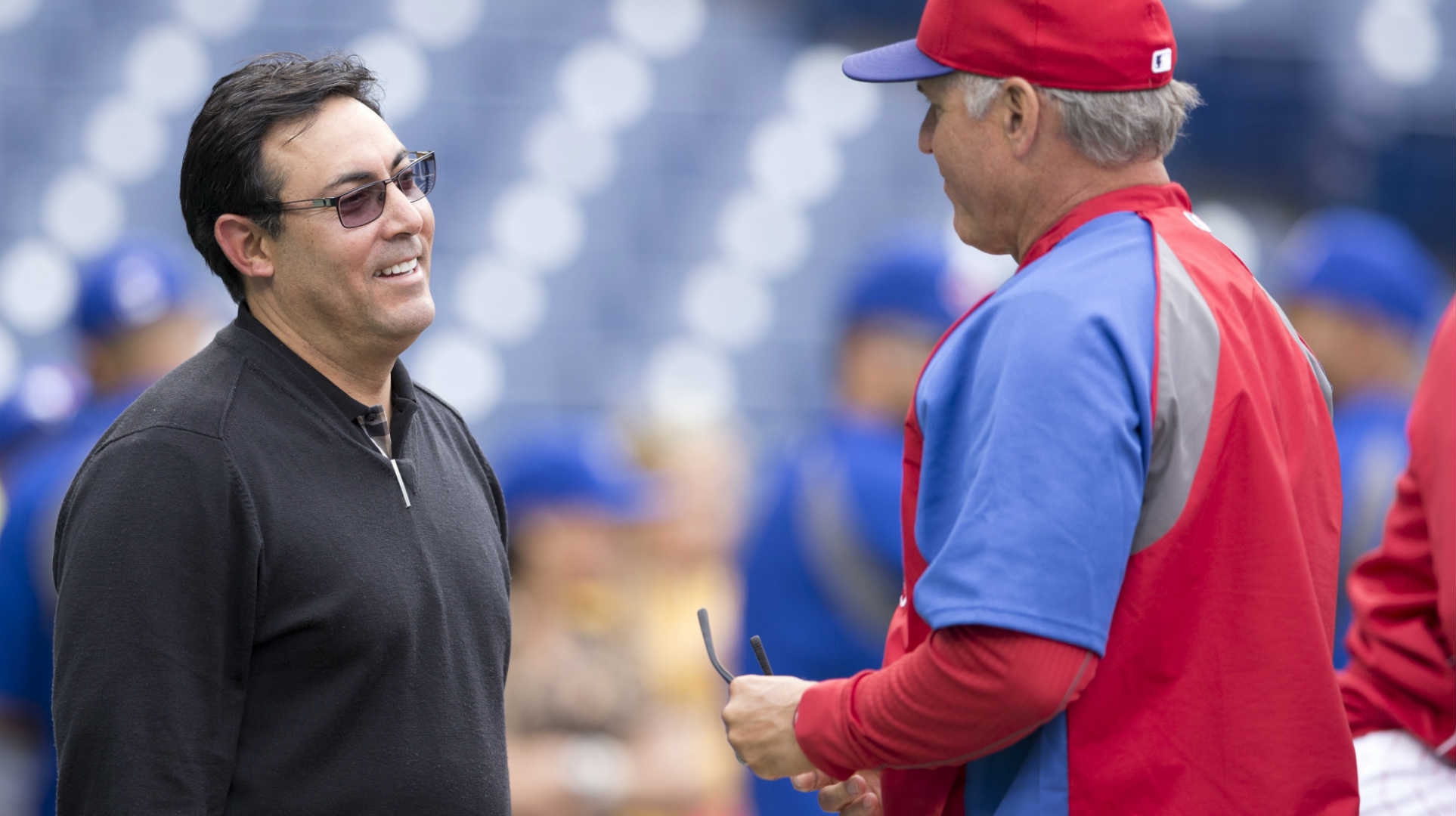 Phillies fans 'don't understand the game,' Ruben Amaro says