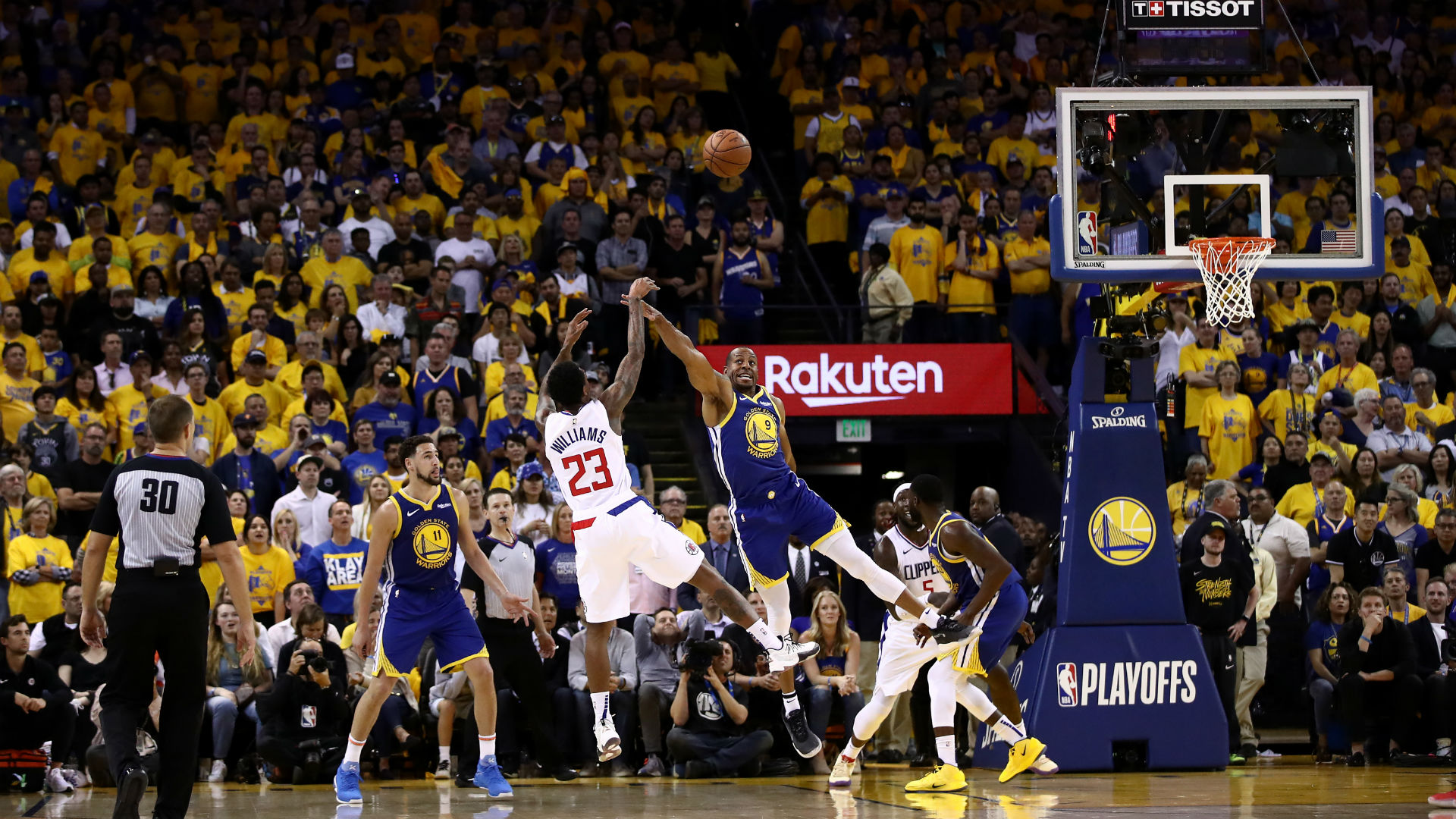 NBA playoffs 2019: Clippers' Lou Williams says Warriors made mistake by 'looking ahead'