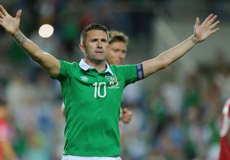 Robbie Keane ends Ireland career