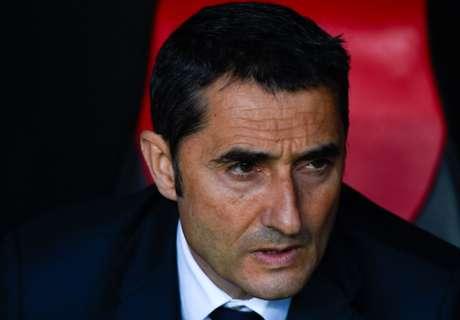 Barca deny Valverde links