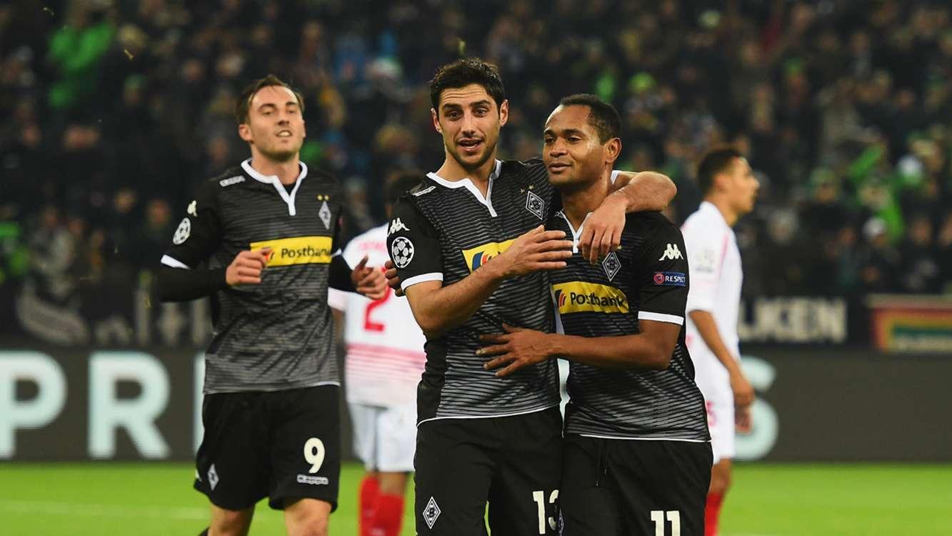 ไฮไลท์  Borussia Moenchengladbach 4 - 2 Sevilla