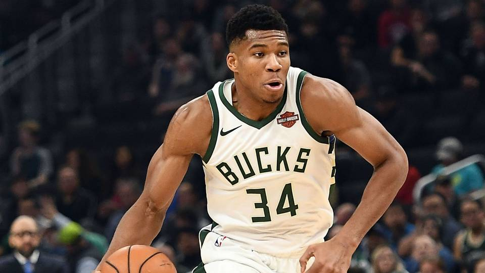 NBA wrap  Giannis Antetokounmpo powers Bucks to win over Pacers ... 720316b5b