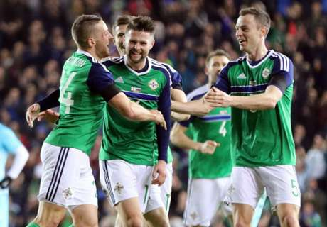 O'Neill elated by Northern Ireland record