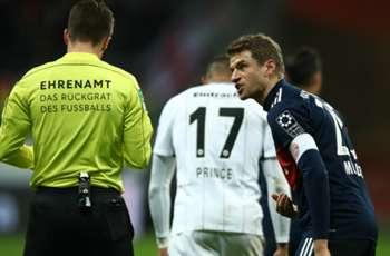 'People like to complain' - Bayern Munich's Muller backs VAR