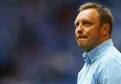 Breitenreiter to leave Schalke