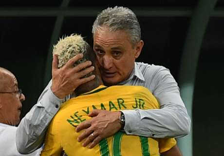 Tite pleased with Brazil progress