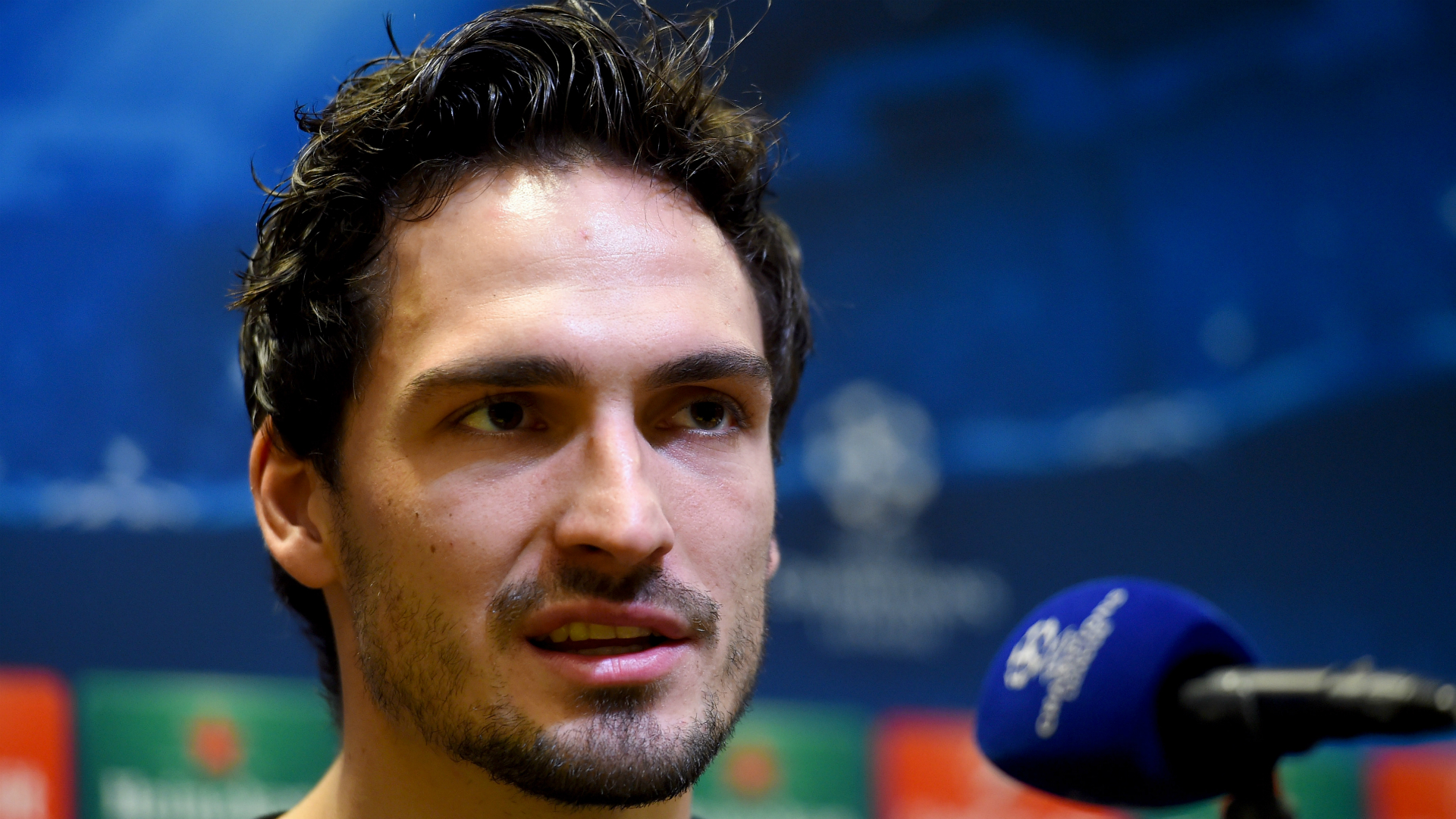 Hummels happy at home for second leg
