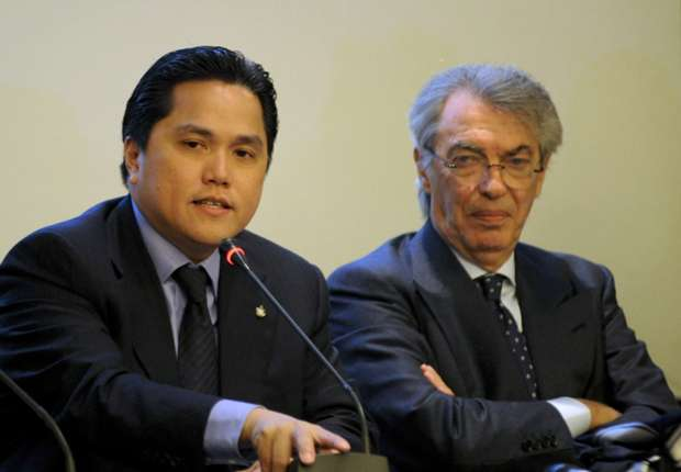 Inter not been good enough, says Thohir
