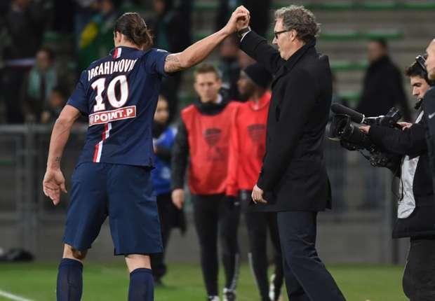 Zlatan Ibrahimovic changed PSG - Laurent Blanc - Goal.com