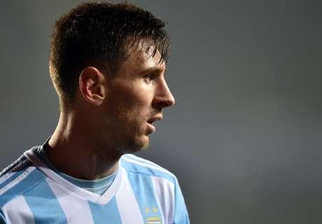 LIVE: Chile - Argentina
