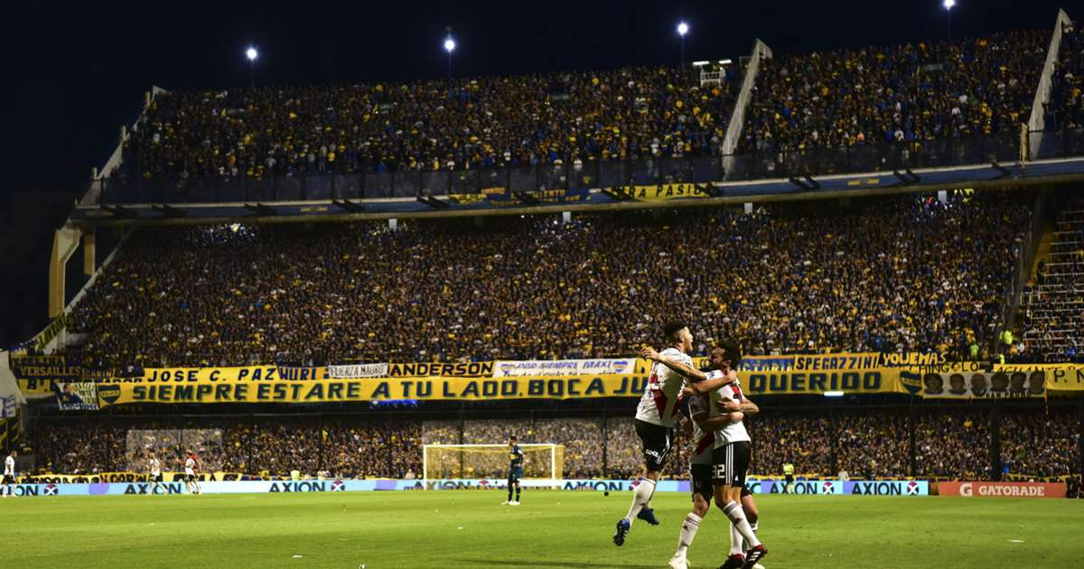 Boca Juniors v River Plate  Why does the Copa Libertadores final rivalry  matter so much  1d981087980da
