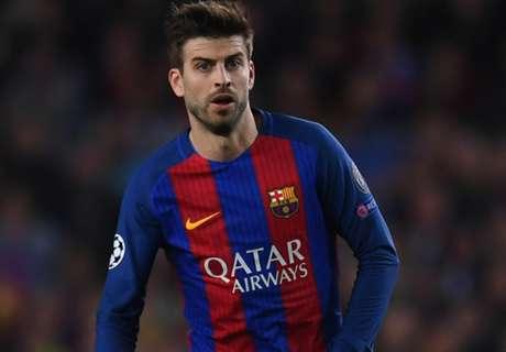 Gérard Piqué, la grande gueule du Barça, a encore frappé !