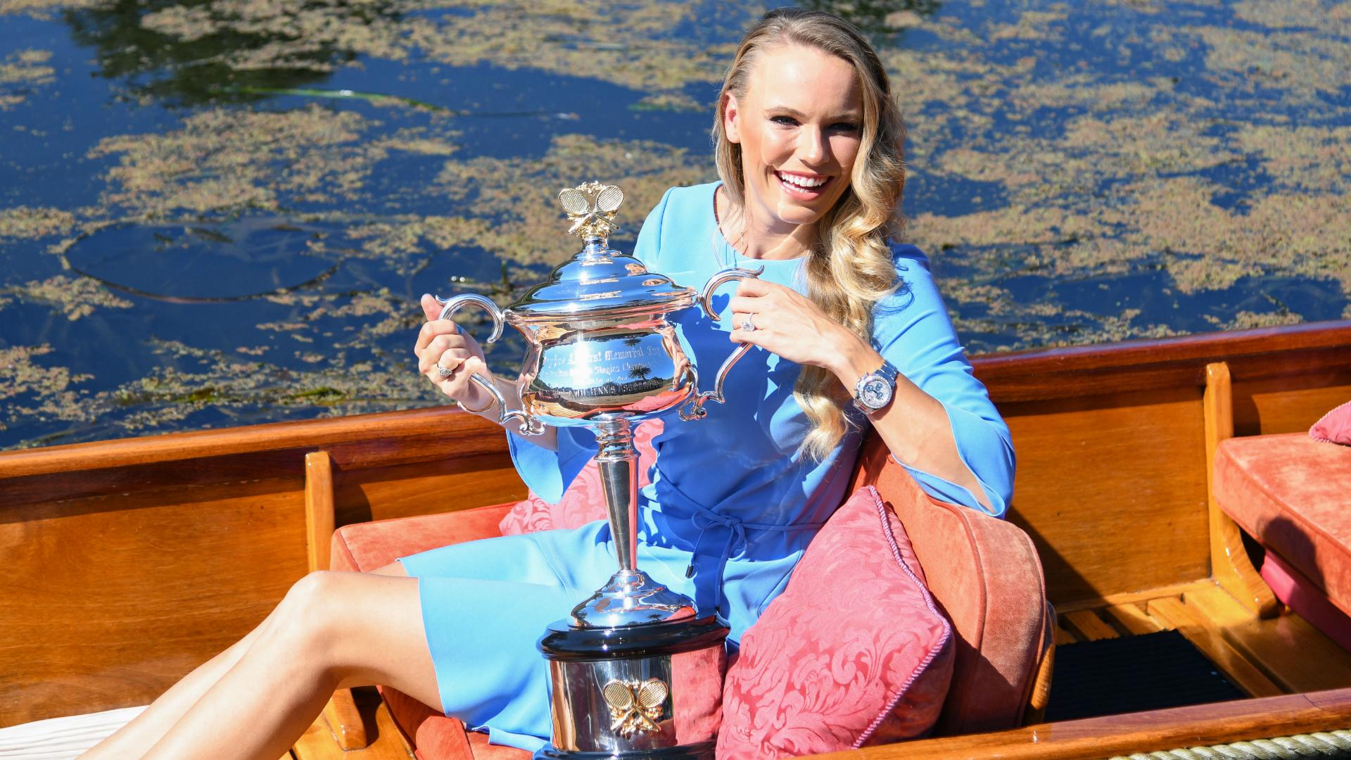 Australian Open 2018 Women's Final: Simona Halep vs. Caroline Wozniacki Preview