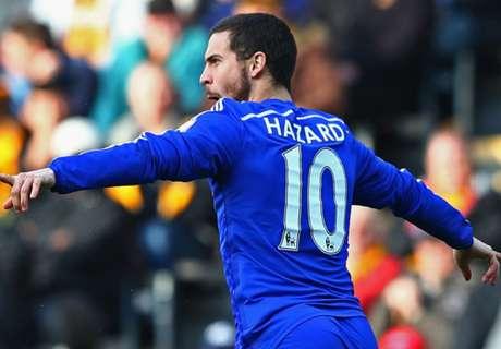 Hazard's Chelsea Highlights