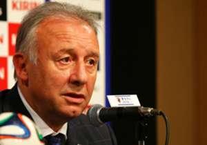 GIAPPONE - Alberto Zaccheroni (2010-2014)