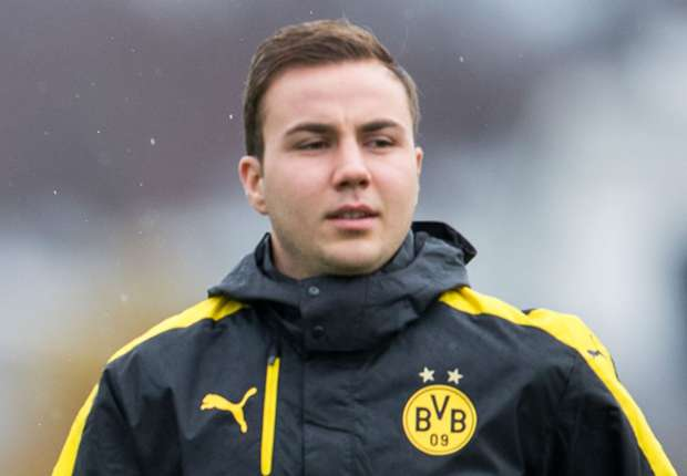 'I am back on track now' – Gotze closing in on Dortmund return after lengthy lay-off