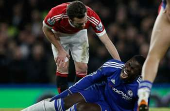 Chelsea defender Zouma out six months with ACL injury
