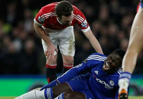Zouma out six months with injury