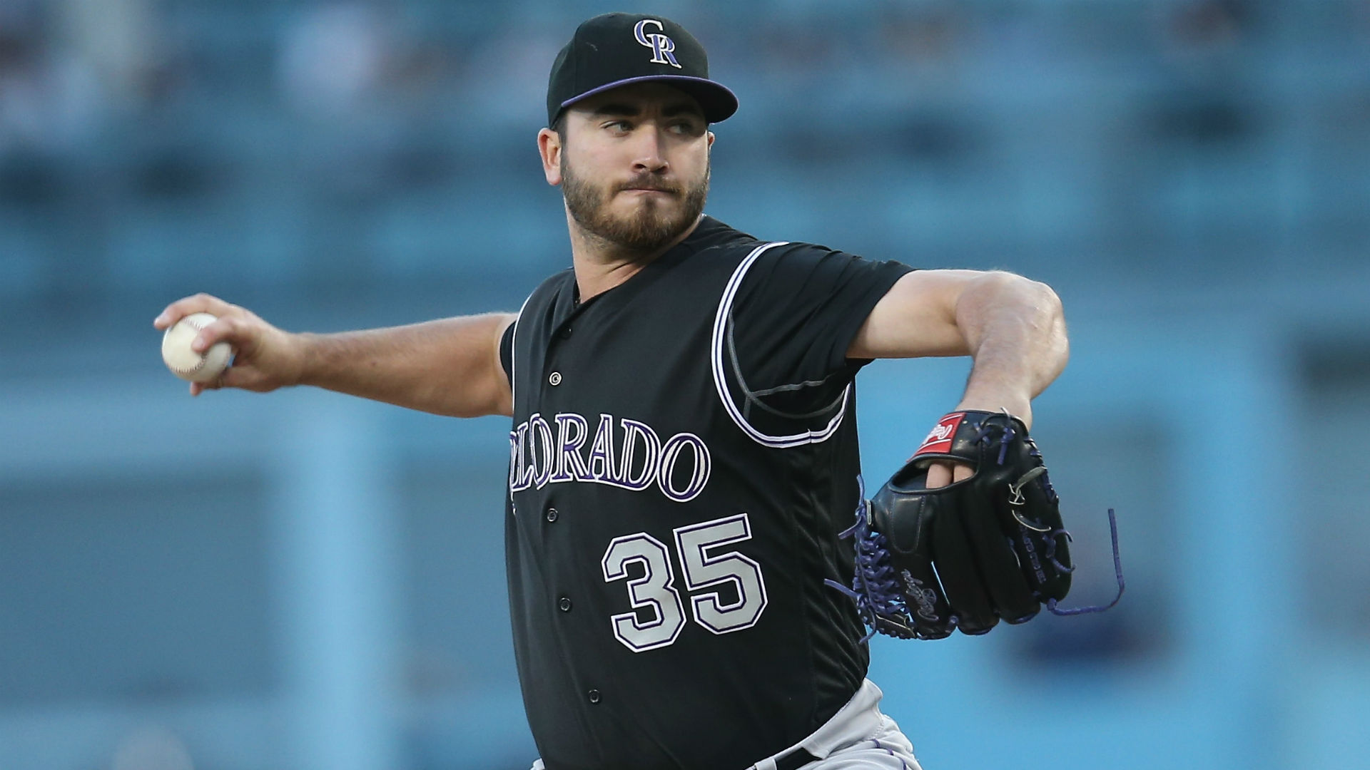 Rockies pitcher Chad Bettis had testicular cancer, full recovery expected