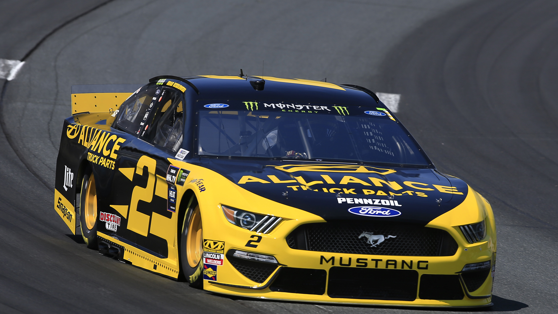 NASCAR starting lineup at New Hampshire: Brad Keselowski takes pole away from Kyle Busch