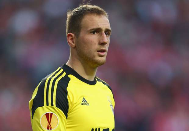 Benfica goalkeeper Jan Oblak