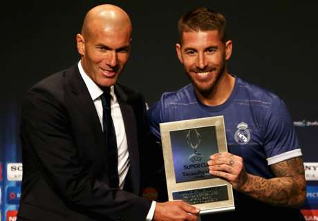 Zidane: Ramos the difference