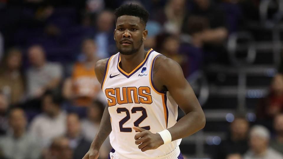 Suns rookie Deandre Ayton addresses his verbal confrontation with Devin  Booker ce8025de6