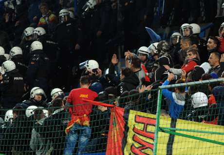 Russia awarded 3-0 Montenegro win