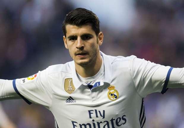 Perez rubbishes talk of Manchester United deal for Morata