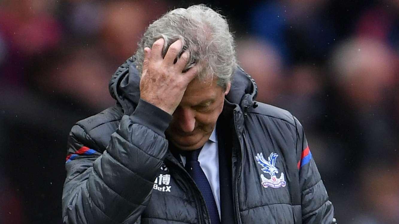 WATCH: Crystal Palace equal English football league's worst ever run