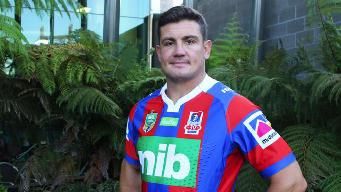Knights snap up Heighington after Cronulla departure
