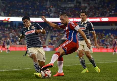 Laporan Pertandingan: Chivas 0-1 Bayern