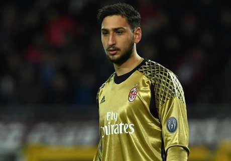 Montella backs Donnarumma for BDO